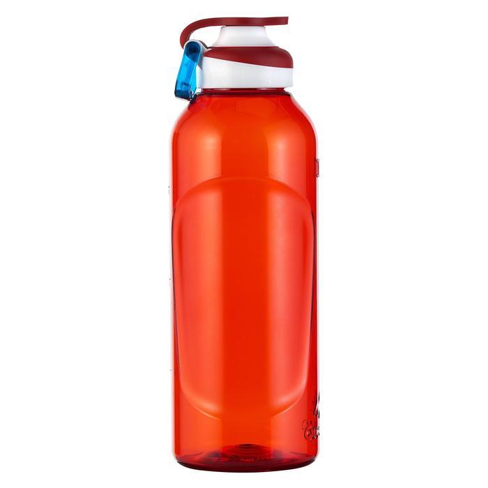 Gourde randonnée 500 bouchon ouverture rapide 0,8 litre plastique (Tritan) - 980794