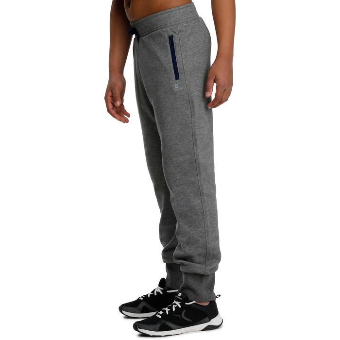 Pantalon chaud slim Gym garçon - 98084