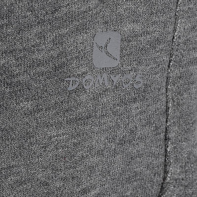 Pantalon 520 chaud slim Gym garçon poches gris