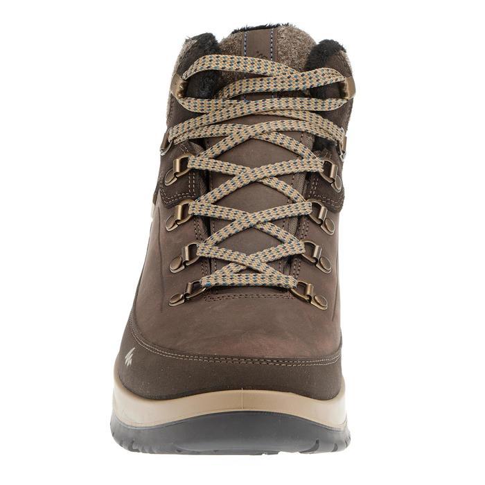 Chaussures de randonnée neige homme SH500 chaudes et imperméables blue - 981020