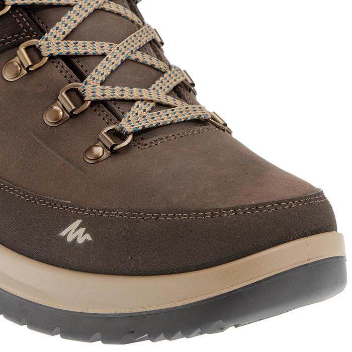Chaussures de randonnée neige homme SH500 chaudes et imperméables blue - 981030