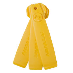 Pack of 3 Tire Levers - Yellow