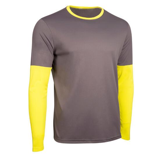 Sportshirt racketsporten Essential 100 thermic heren - 981649