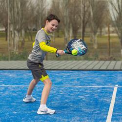 Short Thermic kinderen 2 in 1 tennis/badminton/tafeltennis/padel/squash - 982275
