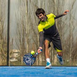Top Thermic rits heren gemêleerd tennis/badminton/tafeltennis/padel/squash - 982285