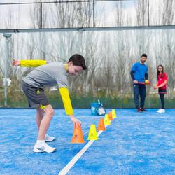 Short Thermic kinderen 2 in 1 tennis/badminton/tafeltennis/padel/squash - 982289