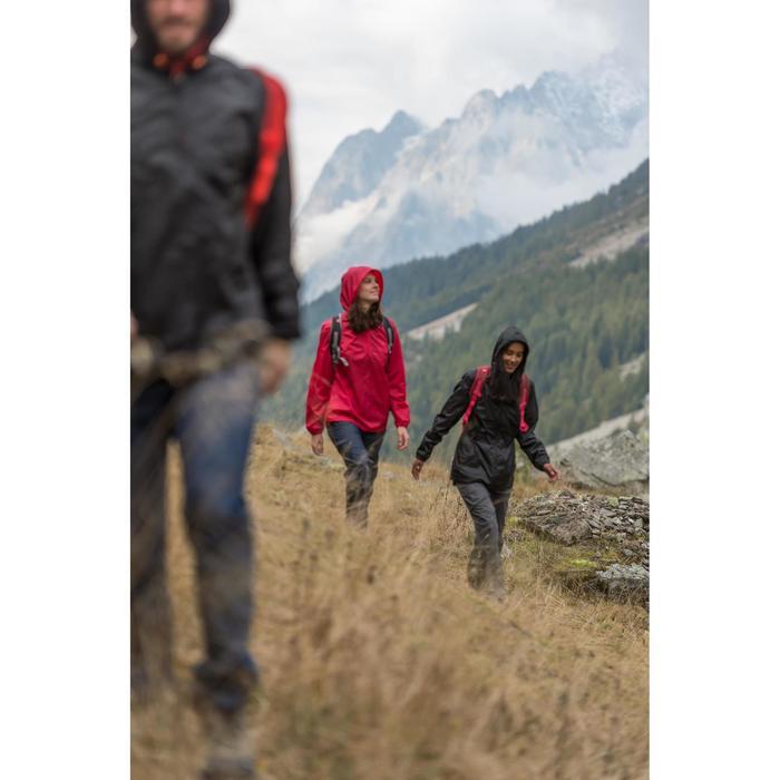 Veste Imperméable randonnée nature femme Raincut - 982338
