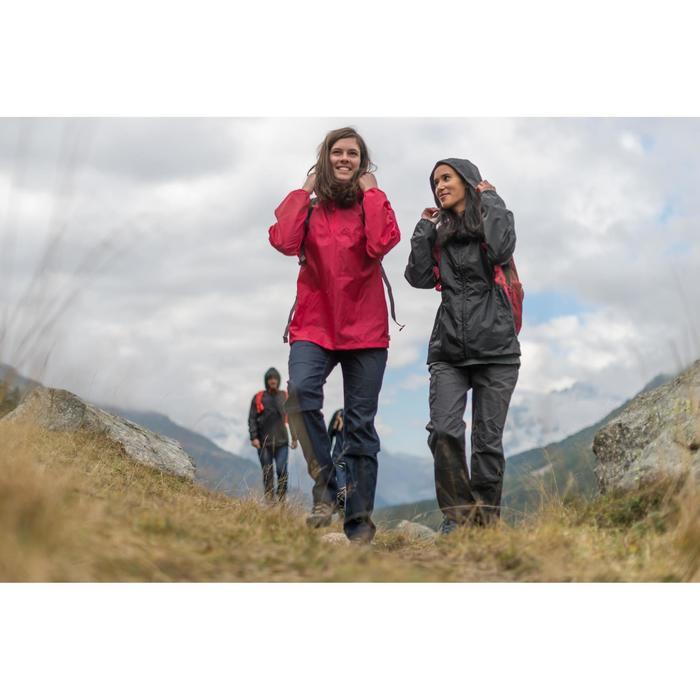 Veste Imperméable randonnée nature femme Raincut - 982345