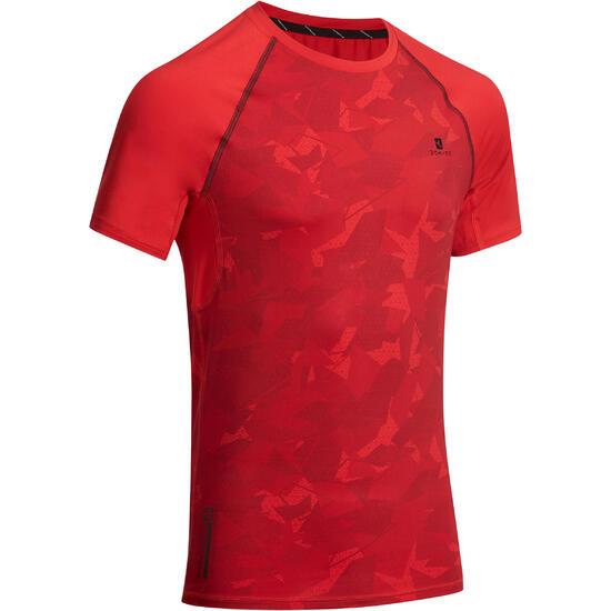 T-shirt Fitness Muscle voor heren - 982350