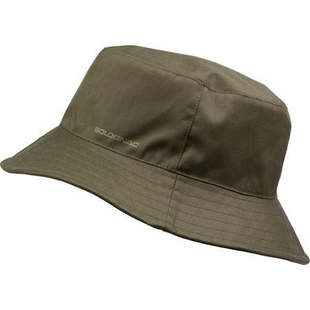 Reversible Waterproof Hunting Hat - Orange/Green