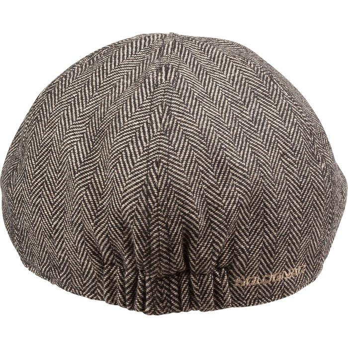 Casquette de chasse tweed plate - 982399