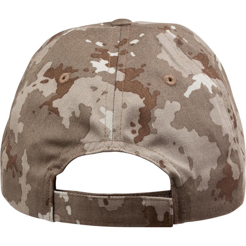 หมวกส่องสัตว์รุ่น STEPPE 100 (ลายพรางเกาะ)