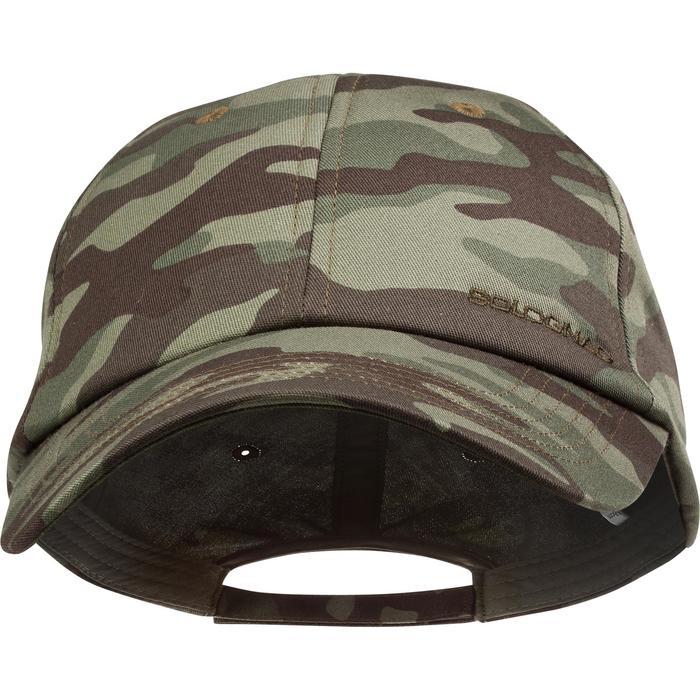 Pet Steppe 100 voor de jacht camouflage