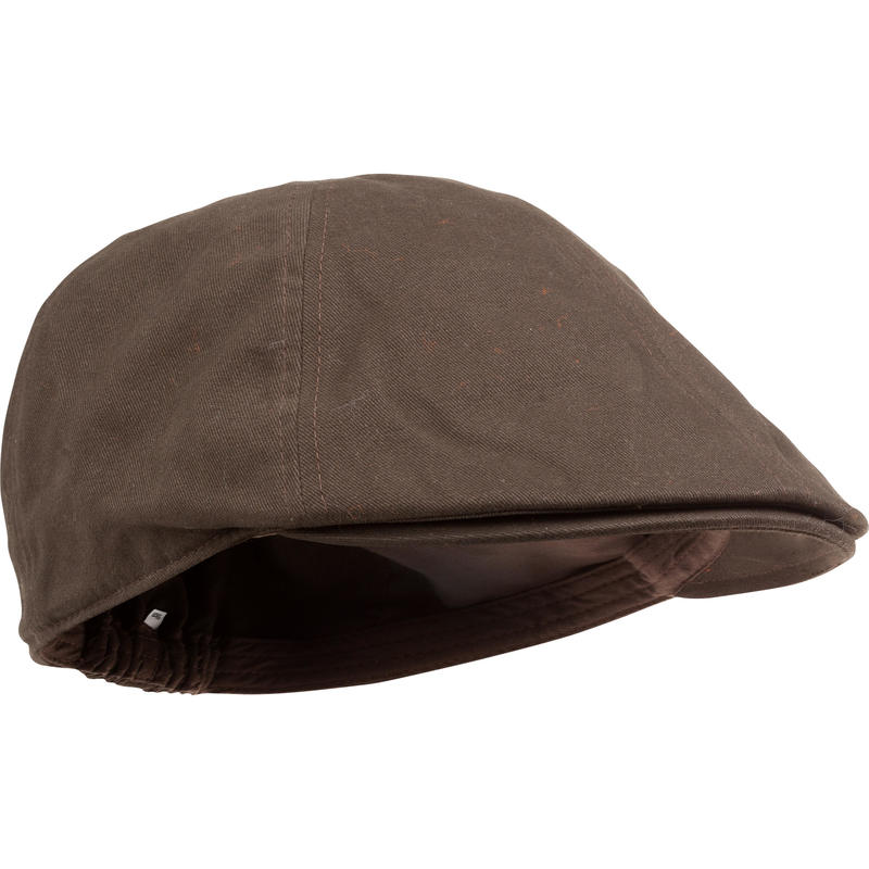 Steppe Flat Wild Discovery Cap - Brown