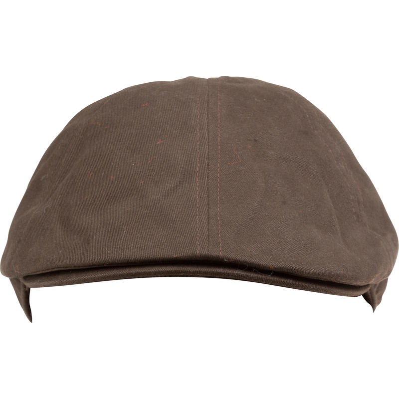 Hunting Flat Cap - Brown
