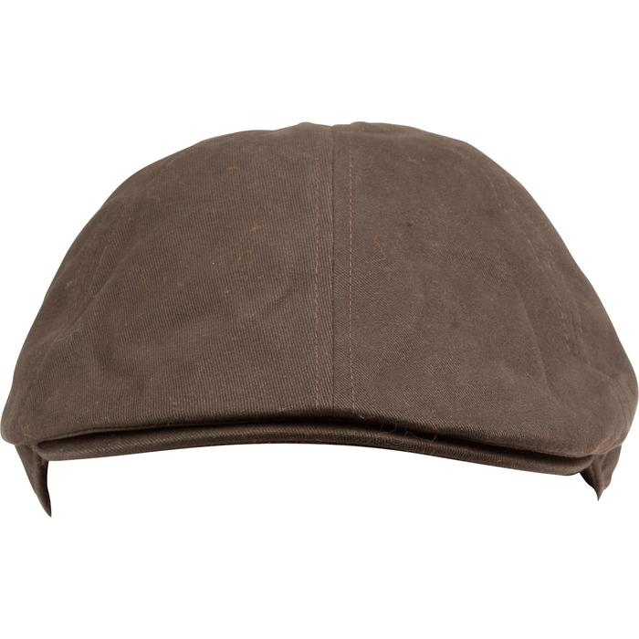 Casquette plate chasse Steppe - 982417