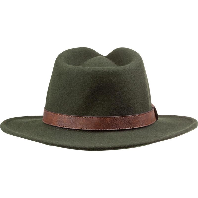 Felt Hat Green