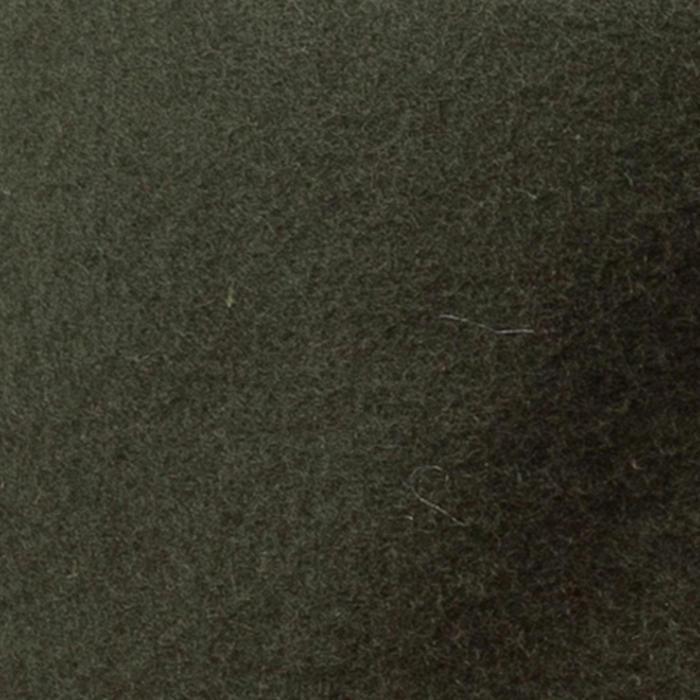 Sombrero Caza Solognac Fieltro Calido Verde Perlante