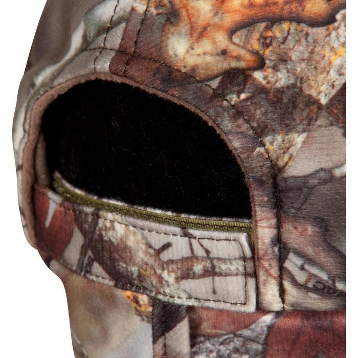 Casquette rabats chasse Actikam camouflage - 982447