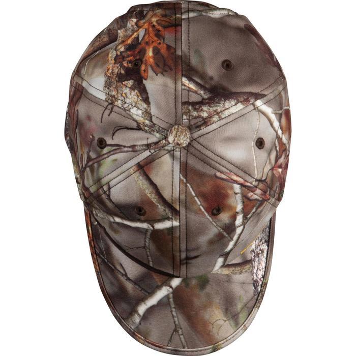 Casquette rabats chasse Actikam camouflage - 982449