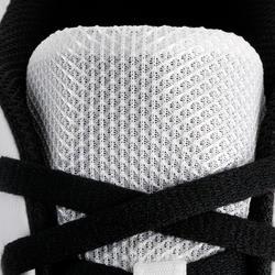 Atletiekschoenen met spikes zwart/wit - 982459
