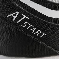 Atletiekschoenen met spikes zwart/wit - 982501