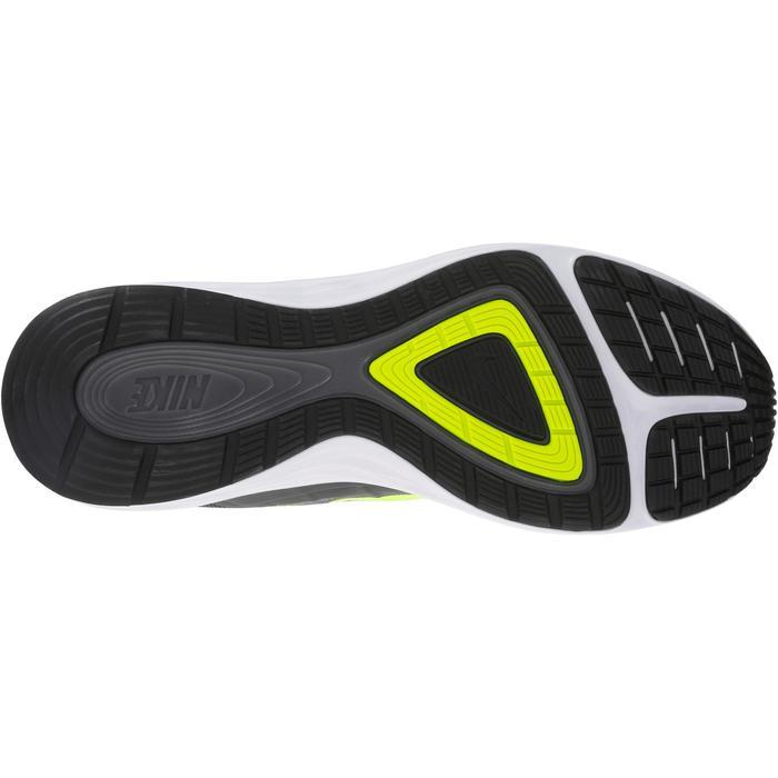 chaussure de running course à pied homme NIKE DUAL FUSION X2 noire gris - 982627