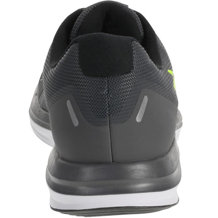 chaussure de running course à pied homme NIKE DUAL FUSION X2 noire gris - 982697