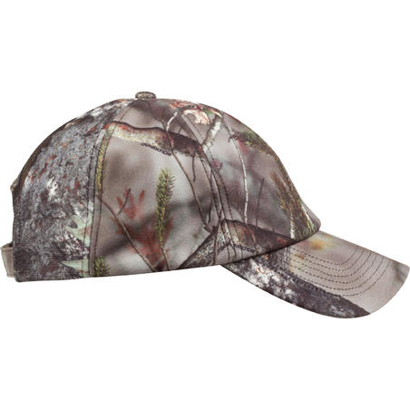 Warm Hunting Cap Actikam Camouflage