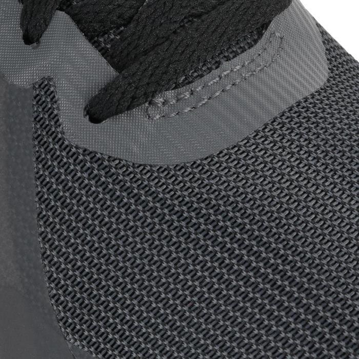 chaussure de running course à pied homme NIKE DUAL FUSION X2 noire gris - 982766