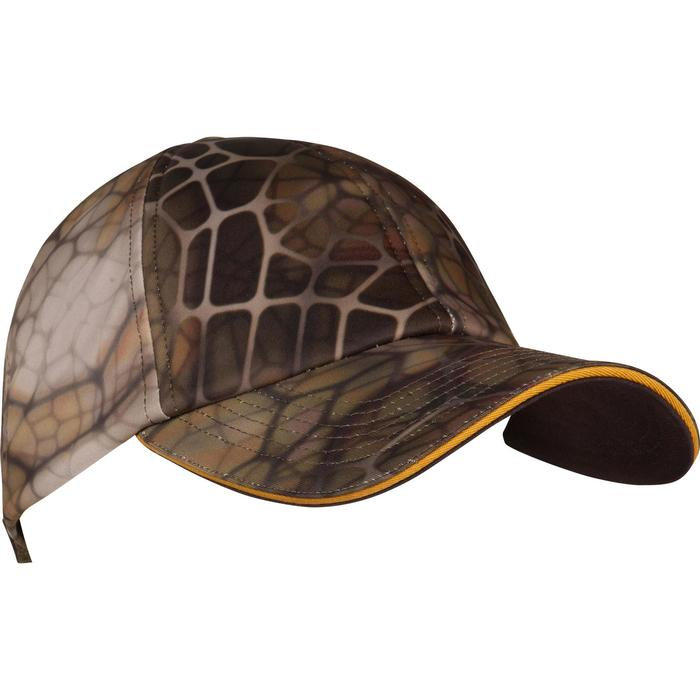 Casquette chasse Déperlante 500 camouflage Furtiv