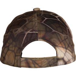 Jagd-Schirmmütze Actikam 500 Camouflage Furtiv