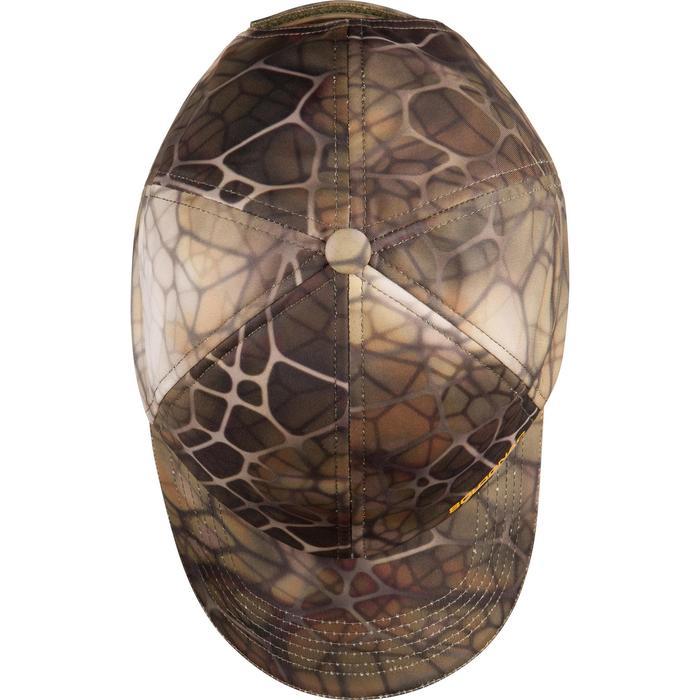 Waterafstotende camouflagepet voor de jacht 500 Furtiv