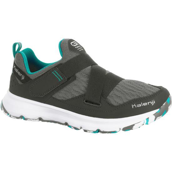 Hardloopschoenen voor meisjes Eliofeet fluoroze - 982817