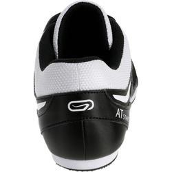 Atletiekschoenen met spikes zwart/wit - 982966