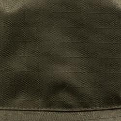 Gorra de caza impermeable verde
