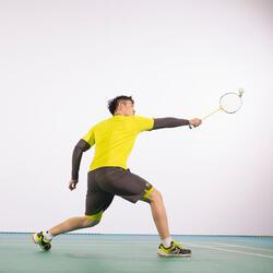 Sportbroekje racketsporten Thermic 2 in 1 heren - 983170