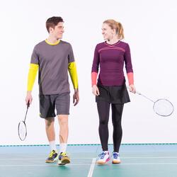 Sportshirt racketsporten Essential 100 thermic heren - 983206
