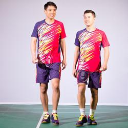 Badmintonracket BR 920 P flash rood - 983220