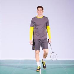 Sportshirt racketsporten Essential 100 thermic heren - 983582