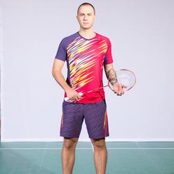 Badmintonracket BR 920 P flash rood - 983701