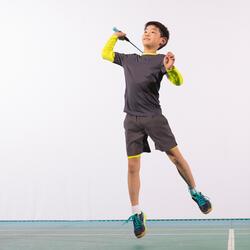 Short Thermic kinderen 2 in 1 tennis/badminton/tafeltennis/padel/squash - 983725