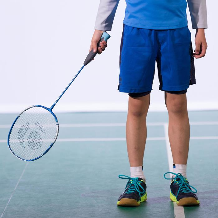 SHORT THERMIC 500 JUNIOR 2 IN 1 TENNIS BADMINTON PING PONG PADEL SQUASH - 983728