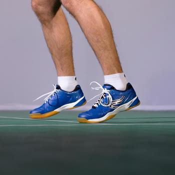 Badmintonschuhe BS800 Herren blau/schwarz