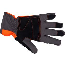 GANTS CHASSE SUPERTRACK 500 IMPERMEABLE ORANGE