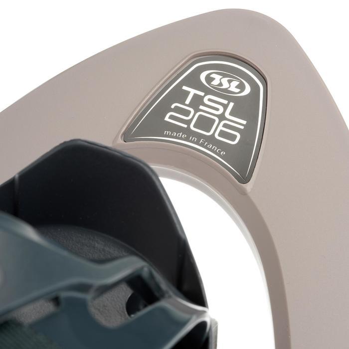 Schneeschuhe TSL 206 EVO kleiner Rahmen grau
