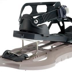 Raquetas de nieve tamiz pequeño TSL 206 EVO gris