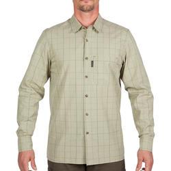 Overhemd 100 groen geruit - 983965