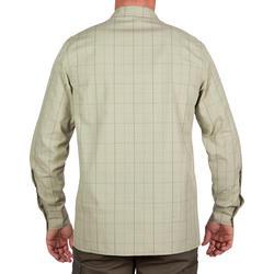 Overhemd 100 groen geruit - 983968