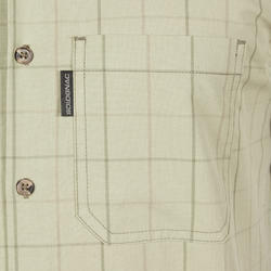 Overhemd 100 groen geruit - 983969